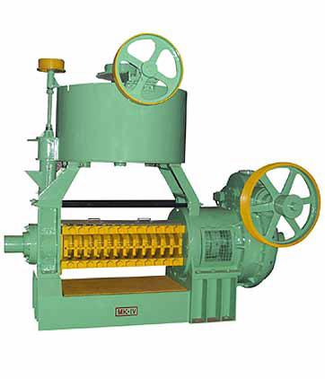 Nebraska Screw Press Oil Extraction Machinery